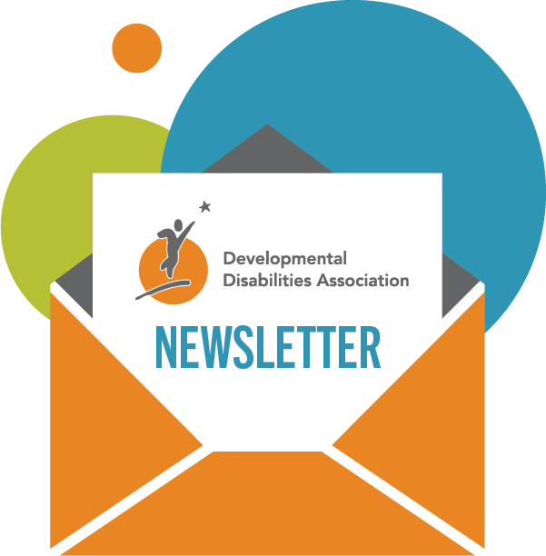 Sign Up for the Developmental Disabilities Association Newsletter